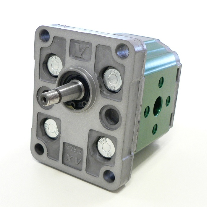 Hydraulic Gear Pumps - Gr.1 - XP101 - ø25,4 FLANGE - TAPER SHAFT