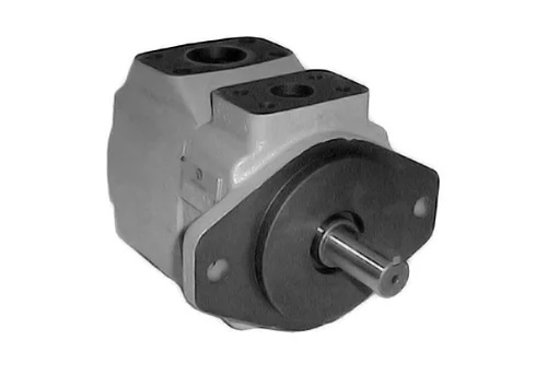 Hydraulic vane pumps - fixed displacement - DPF