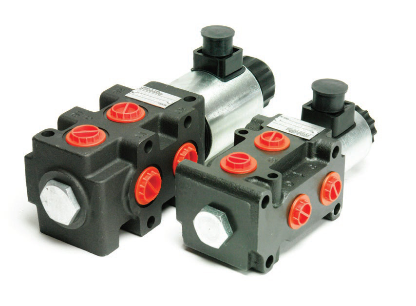 DVS6 6/2L - Hydraulic Solenoid Directional Control Valves