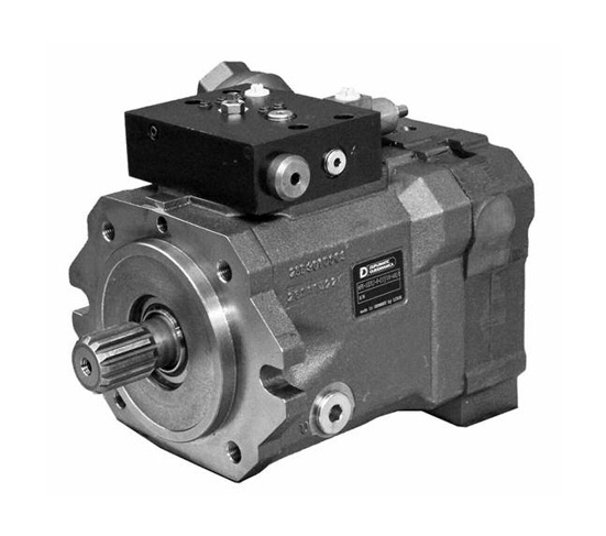 Hydraulic axial piston pumps - variable displacement - hpr