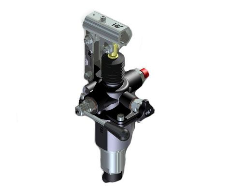 Hydraulic Hand Pumps - HV Hydraulic - Pm2v 5-80