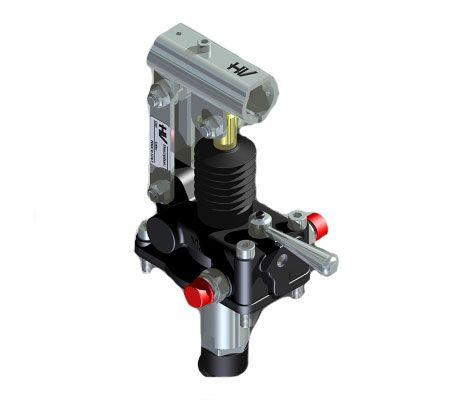 Hydraulic Hand Pumps - HV Hydraulic - Pmd 6-12-25-45