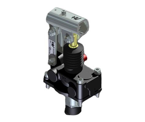 Hydraulic Hand Pumps - HV Hydraulic - Pmse 20-30-40