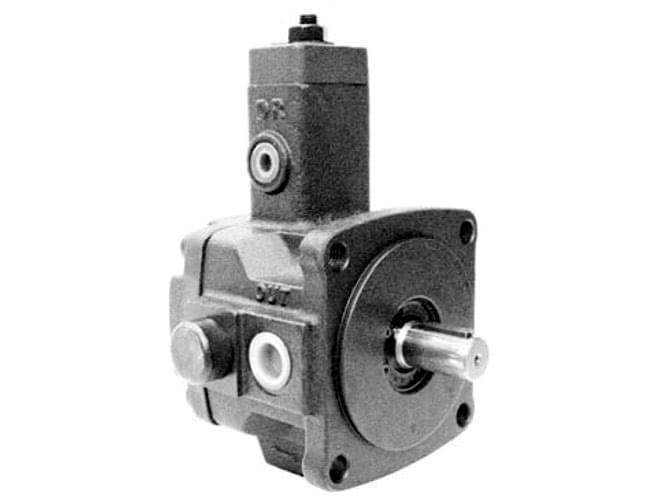 Hydraulic vane pumps - variable displacement - PVE