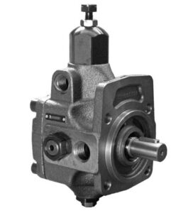 Hydraulic vane pumps - variable displacement - RV1D