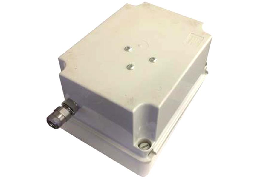 Vacuum pump for Hydraulic Accumulator.