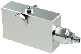 VBCB - Hydraulic Single Counterbalance valves for open center - Bolt-Fitting