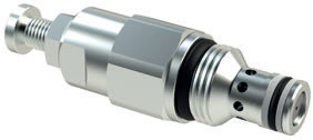 VCF6 – Hydraulic SAE 8/2 Adjustable Flow Control Valves – PRESSURE COMPENSATED