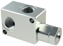 VMDR1 - Hydraulic Direct Acting Pressure Relief Valves