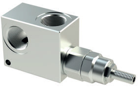 VMDR120 - Hydraulic Direct Acting Pressure Relief Valves