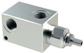 VMDR40 - Hydraulic Direct Acting Pressure Relief Valves