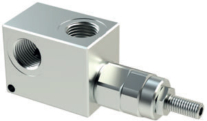 VMDR90 - Hydraulic Direct Acting Pressure Relief Valves