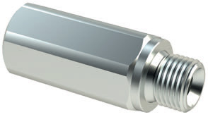 Hydraulic In-Line check valves - VMF BSPP