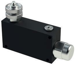 VPP - Hydraulic 3 WAYS Flow Control Valves - Pressure Compensated, Exceeding Flow to Pressure