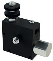 VPT-RV - Hydraulic 3 WAYS Flow Control Valves – Pressure Compensated, Exceeding Flow to Tank and Relief Valve