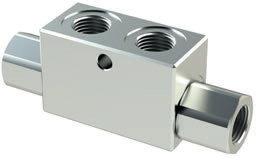 VRDE - Hydraulic Double acting pilot check valves