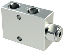 VRP - Hydraulic Single Acting Pilot Check Valves