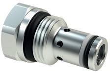 VSC6 – Hydraulic SAE 8/2 FIXED FLOW CONTROL VALVES – PRESSURE COMPENSATED