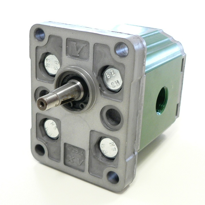 Hydraulic Gear Pumps - Gr.1 - XP105 - ø25,4 FLANGE - TAPER SHAFT
