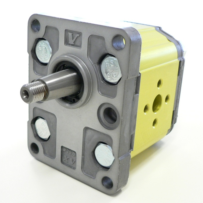 Hydraulic Gear Pumps - Gr.2 - XP201 - ø36.5 FLANGE – TAPER SHAFT