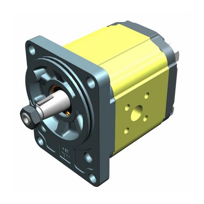 Hydraulic Gear Pumps - Gr.2 - XP217 - ø80 FLANGE – TAPER SHAFT
