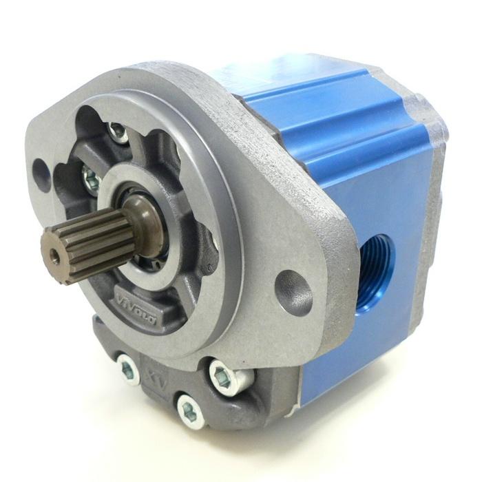 Hydraulic Gear Pumps - Gr. 3 - XP331 - ø101,6 FLANGE – SPLINED SHAFT
