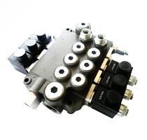 Z80 - Hydraulic Monoblock Solenoid Control Valves