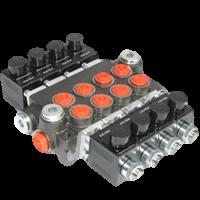 Hydraulic Monoblock Solenoid Control Valves