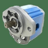 Hydraulic Gear Pumps - Gr. 3 - ø101,6 FLANGE – SPLINED SHAFT