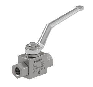 Hydraulic 2-WAY High Pressure Ball Valves