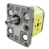 Hydraulic Gear Pumps - Gr.2 - ø36.5 FLANGE – TAPER SHAFT