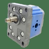 Hydraulic Gear Pumps - Gr. 3 - ø50,8 FLANGE – TAPER SHAFT
