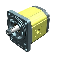Hydraulic Gear Pumps - Gr.2 - ø80 FLANGE – TAPER SHAFT