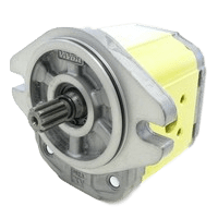 Hydraulic Gear Pumps - ø82.5 FLANGE – SPLINED SHAFT