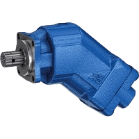 Hydraulic axial piston pumps