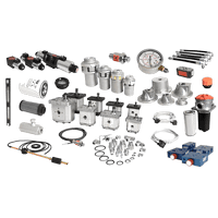 Hydraulic Components for Power Packs