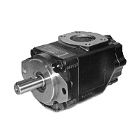 Hydraulic vane pumps - fixed displacement