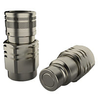 Quick Couplings - Flat Face Type - ISO 16028