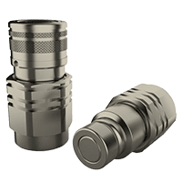 Quick Couplings - Flat Face Type