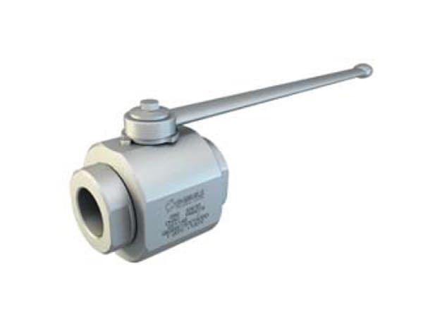 GB2 - Hydraulic 2-WAY High Pressure Ball Valves