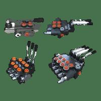 Hydraulic Monoblock Directional Control Valves