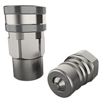 Quick Couplings - Poppet Type - ISO 7241-A