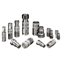 Quick Couplings for Hydraulic Systems