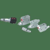 Reducing Valves - Hydraulic Pressure Control Valves