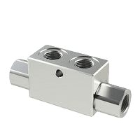 Hydraulic check valves - single pilot