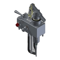 Hydraulic Hand Pumps - two speed