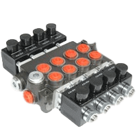 Z50 - Hydraulic Monoblock Solenoid Control Valves