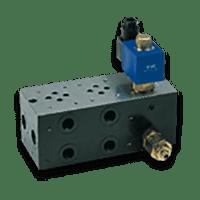 Hydraulic Monoblock Subplate - Cetop 3 / NG06