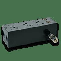 Hydraulic Monoblock Subplate - Cetop 5 / NG10