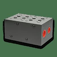 Hydraulic Monoblock Subplate - Cetop 7 / NG16
